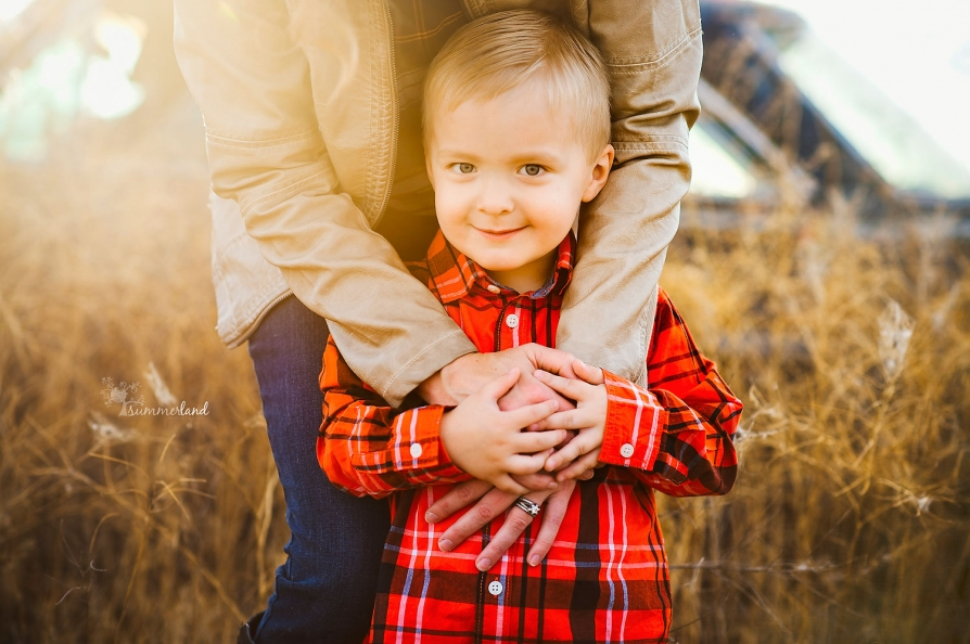 Fall family photos in Kennewick, WA