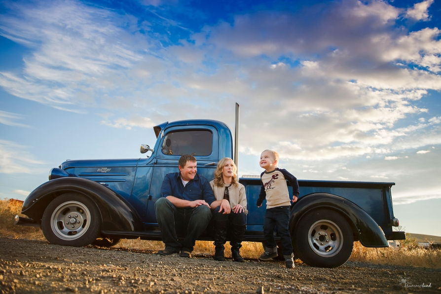 Kennewick Photographer of families